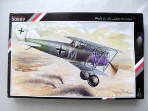 SPECIAL HOBBY 1/48 48024 PFALZ D.XII LATE VERSION