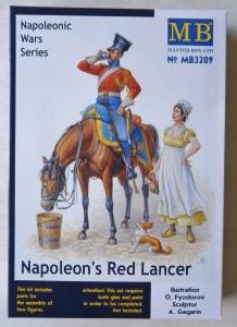MASTERBOX 1/35 3209 NAPOLEONS RED LANCER