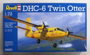 REVELL 1/72 04901 DHC-6 TWIN OTTER