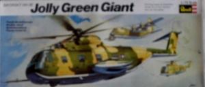 REVELL 1/72 H144 JOLLY GREEN GIANT HH-3E