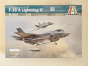 ITALERI 1/72 1331 F-35A LIGHTNING II