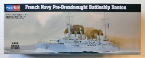 HOBBYBOSS 1/350 86503 FRENCH NAVY PRE-DREADNOUGHT BATTLESHIP DANTON