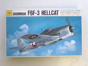 OTAKI 1/48 17 GRUMMAN F6F-3 HELLCAT