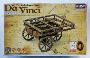 ACADEMY  18129 DA VINCI SELF-PROPELLING CART