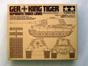 TAMIYA 1/35 35165 KING TIGER SEPARATE TRACK LINKS