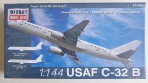 MINICRAFT 1/144 14696 USAF C-32B