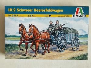 ITALERI 1/35 6517 Hf.2 SCHWERER HEERESFELDWAGEN