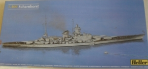 HELLER 1/400 81085 SCHARNHORST  UK SALE ONLY