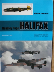 WARPAINT  046. HANDLEY PAGE HALIFAX