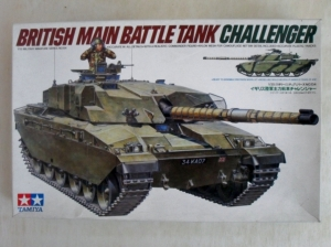 TAMIYA 1/35 35134 BRITISH MBT CHALLENGER