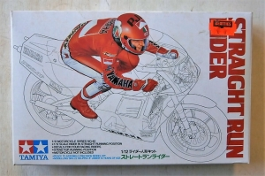 TAMIYA 1/12 14040 STRAIGHT RUN RIDER