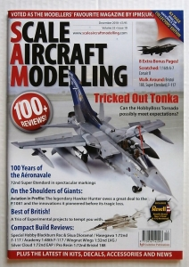 SCALE AIRCRAFT MODELLING  SAM VOLUME 32 ISSUE 10