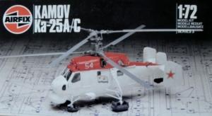 AIRFIX 1/72 03042 KAMOV Ka-25A/C