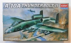 1/72 1652 FAIRCHILD A-10A WARTHOG