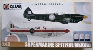 AIRFIX 1/48 05116 SUPERMARINE SPITFIRE Mk.XVIe