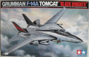 TAMIYA 1/32 60313 GRUMMAN F-14A TOMCAT BLACK KNIGHTS  UK SALE ONLY