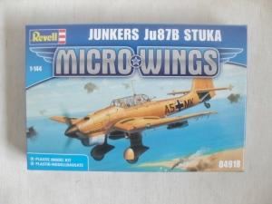 REVELL 1/144 04918 JUNKERS Ju 87B STUKA