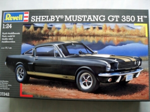 REVELL 1/24 07242 SHELBY MUSTANG GT 350H