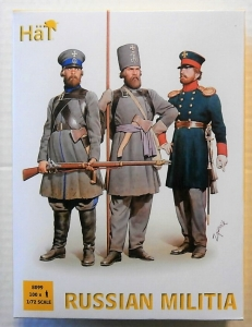HAT INDUSTRIES 1/72 8099 RUSSIAN MILITIA