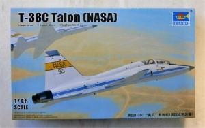 TRUMPETER 1/48 02878 T-38C TALON NASA