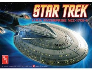 AMT OTHER SCALE 663 STAR TREK USS ENTERPRISE NCC-1701-E 1/2500
