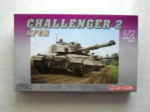 DRAGON 1/72 7222 CHALLENGER II KFOR