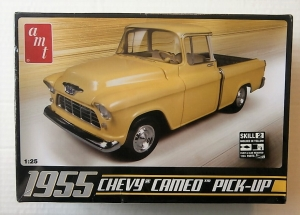 AMT 1/25 633 1955 CHEVY CAMEO PICK UP
