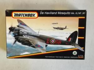MATCHBOX 1/72 40116 DE HAVILLAND MOSQUITO Mk.IX/NF.30