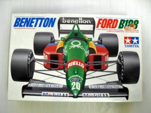 TAMIYA 1/20 20021 BENETTON FORD B188