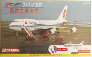 DRAGON 1/144 14701 AIR CHINA BOEING 747-400P  UK SALE ONLY
