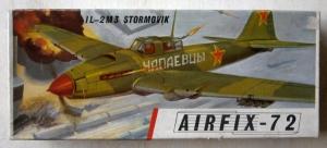 AIRFIX 1/72 293 IL-2M3 STORMOVIK