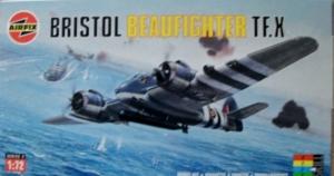 AIRFIX 1/72 02003 BRISTOL BEAUFIGHTER TF.X