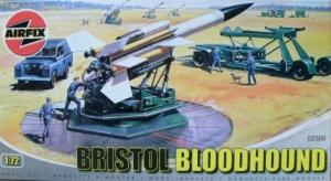 AIRFIX 1/72 02309 BRISTOL BLOODHOUND