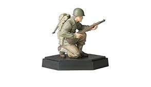 TAMIYA 1/35 26009 U.S. ASSAULT INFANTRY RIFLEMAN B