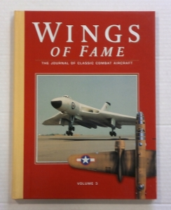 CHEAP BOOKS  ZB772 WINGS OF FAME VOLUME 3
