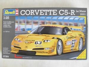 REVELL 1/25 07354 CORVETTE C5-R LE MANS 2001