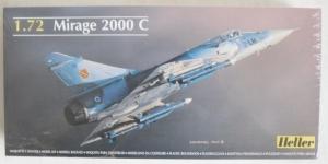 HELLER 1/72 80303 MIRAGE 2000C