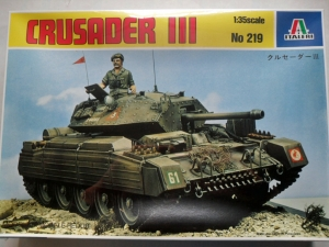 ITALERI 1/35 219 CRUSADER III