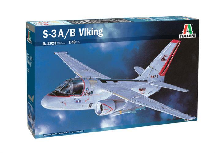 ITALERI 1/48 2623 S-3A/B VIKING