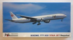 HASEGAWA 1/200 LT27 BOEING 777-300 STAR JET REGULUS JAL
