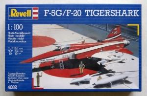 REVELL 1/100 4082 F-5G/F-20 TIGERSHARK