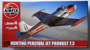 AIRFIX 1/72 02103 HUNTING PERCIVAL JET PROVOST T.3