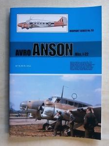 WARPAINT  053. AVRO ANSON Mk.1-22