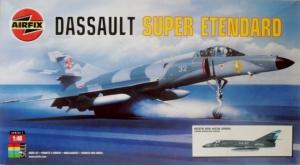 AIRFIX 1/48 07108 DASSAULT SUPER ETENDARD