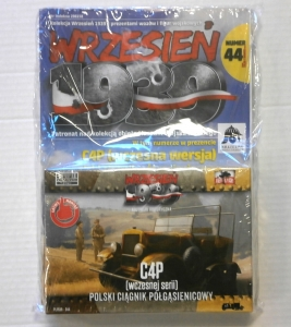 FIRST TO FIGHT 1/72 044 C4P POLISH ARTILLERY TRACTOR
