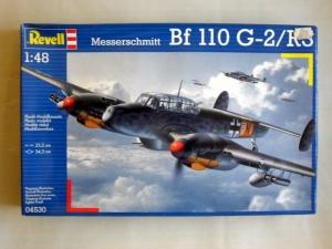 REVELL 1/48 04530 MESSERSCHMITT Bf 110 G-2/R3