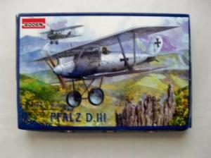 RODEN 1/72 003 PFALZ D.III