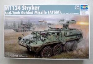 TRUMPETER 1/35 00399 M1134 STRYKER ATGM