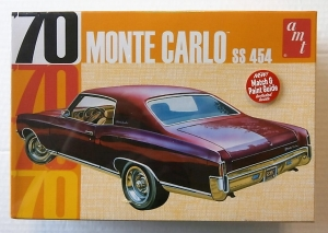 AMT 1/25 928 1970 CHEVY MONTE CARLO
