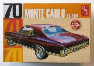 AMT 1/25 928 1970 CHEVY MONTE CARLO